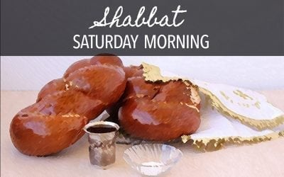 Shabbat Morning ServiceApril 24, 2021 • 10:00 a.m.