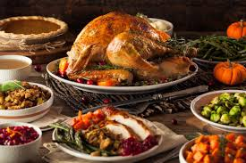 Thanksgiving Donations Drive:  Support Our Local Charities