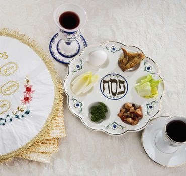 First Night Passover Seder Saturday evening, March 27, 7:00-8:00 p.m.