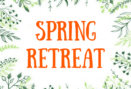 SHN Retreat (Virtual)!Sunday, April 25, 2021 • 3:00 – 4:30 p.m.